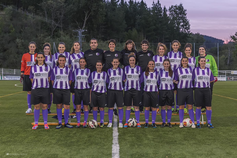 1516 1er Equipo Femenino